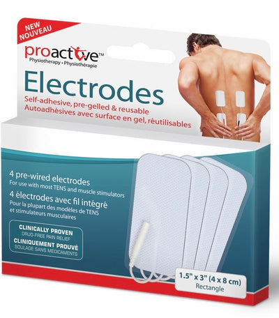 Proactive Electrodes - Simpsons Pharmacy