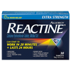Reactine Extra Strength 10mg Allergy Relief - 30 Tablets - Simpsons Pharmacy