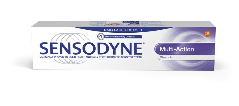 Sensodyne Multi-Action Toothpaste 100mL - Simpsons Pharmacy
