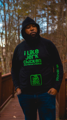 Image of Jerk Chicken - Hoodie