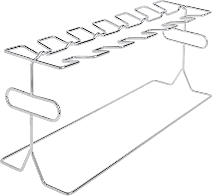 Image of BigJerk 12-slot Leg or Wing Grill Rack