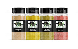 Big Jerk Spice - Variety Pack