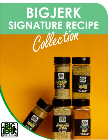 Big Jerk Signature Recipe Collection - E-Book