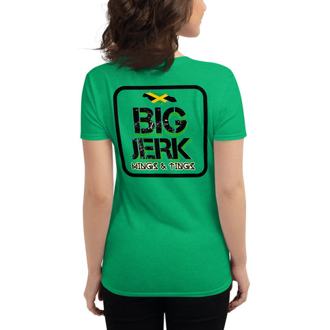 Image of Women's short sleeve t-shirt