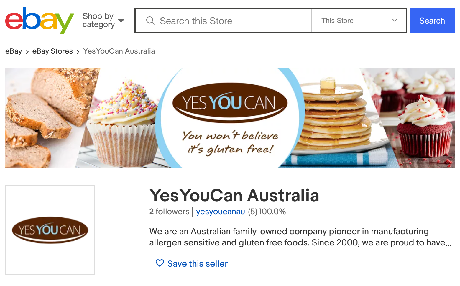 YesYouCan is in Ebay and Amazon