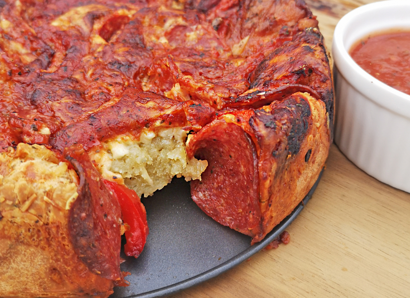 Gluten Free Pull Apart Pizza Recipe
