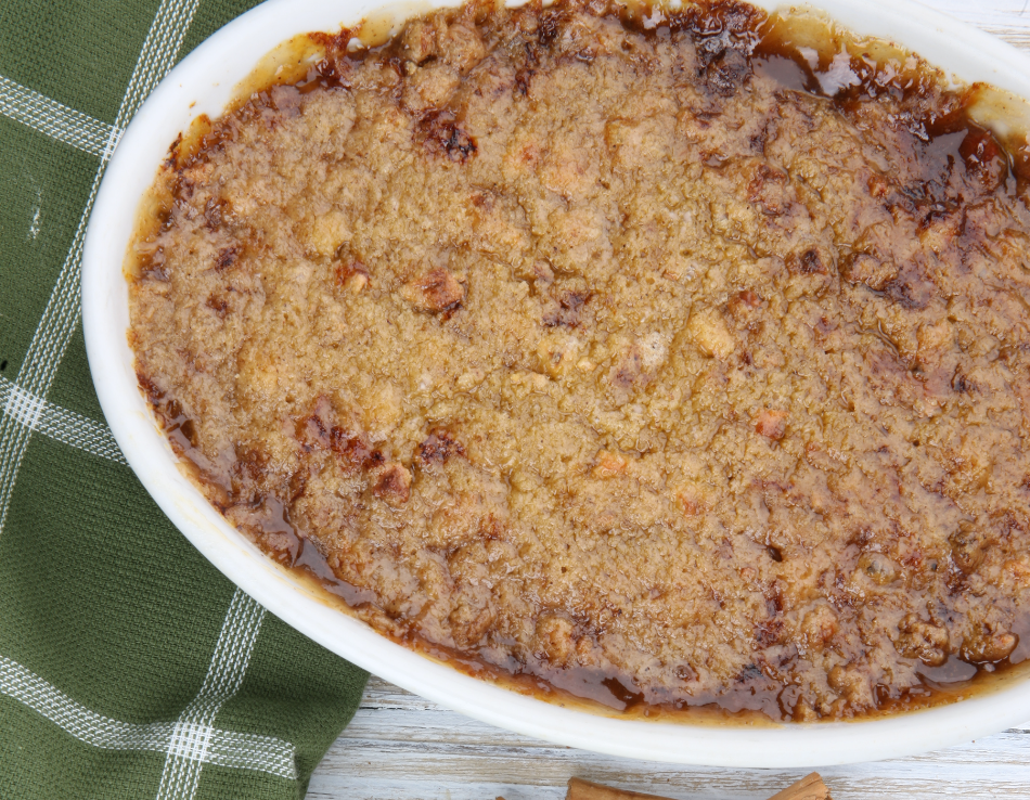 Village Style Granny Smith Apple Crumble Recipe