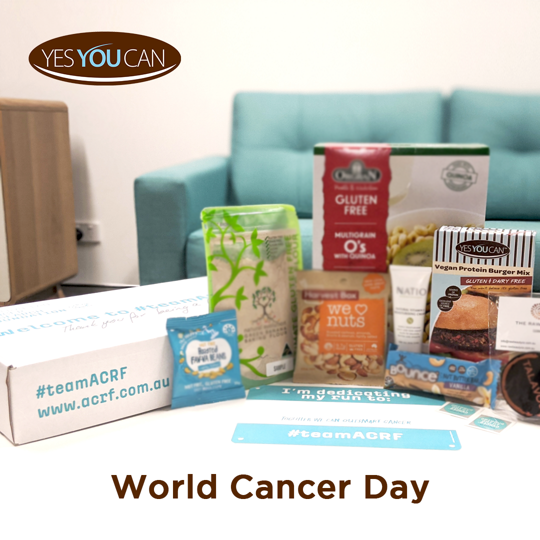 yes you can international cancer day foundation charity acrf australian cancer research foundation