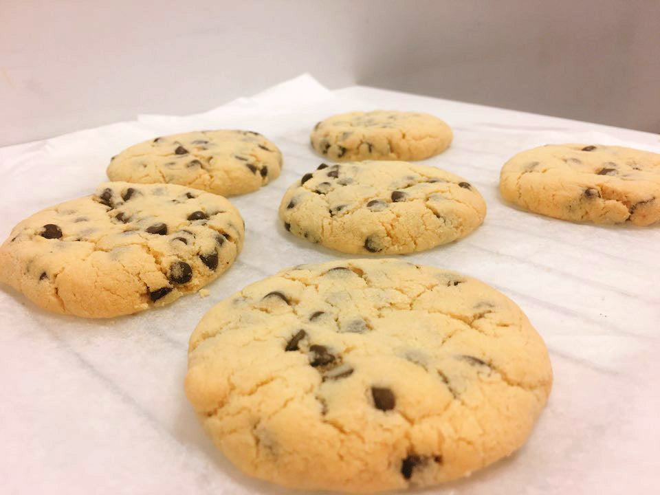 chocolate chip cookie recipe gluten free yesyoucan baking