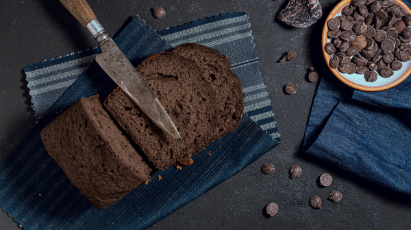 yesyoucan gluten free bread chocolate loaf