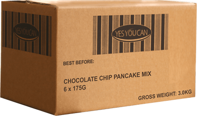 Chocolate Chip Pancake Mix