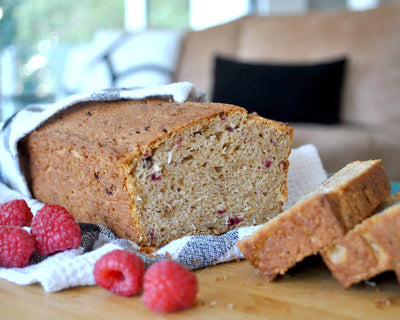 Raspberry & Coconut Bread Mix
