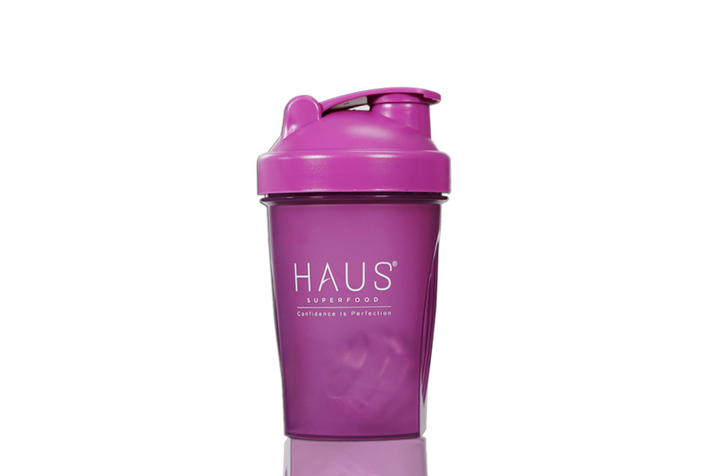 HAUS Superfood Shaker Limited Edition (Purple)