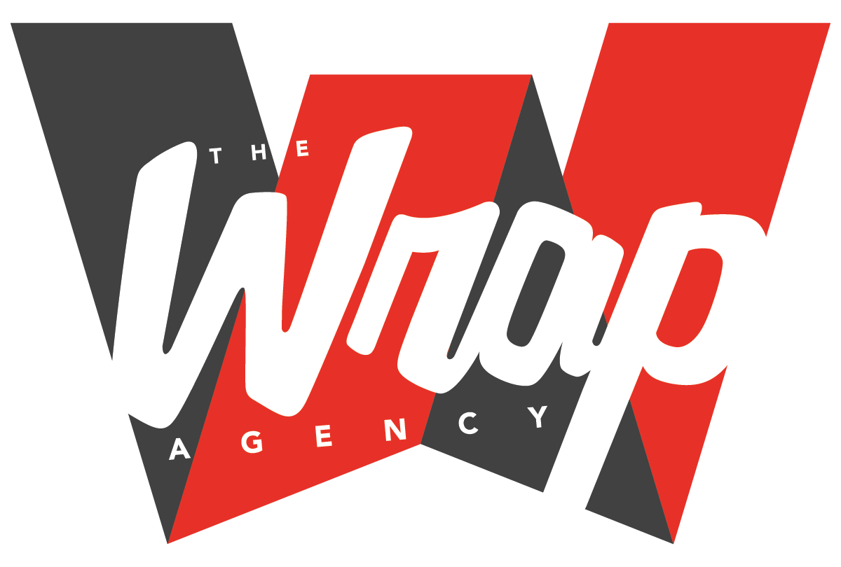 Bozeman The Wrap Agency Sponsor Logo