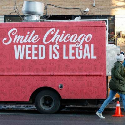 Chicago Legalizes Weed... and Immediately Runs Out