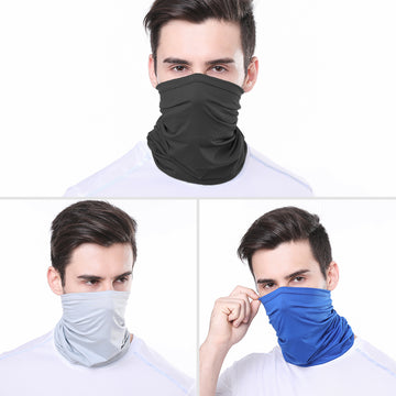 Cooling Neck Gaiter Face Scarf Protection for Outdoor Hiking Cycling
