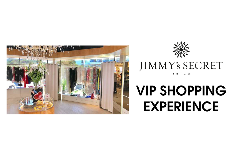 Private Shopping Experience by Jimmys Secret