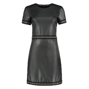 Dress Marla Leather-Look