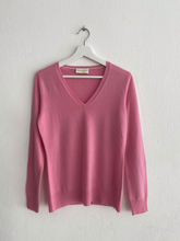 Load image into Gallery viewer, Cashmere Pullover Jimmy's Secret Pink