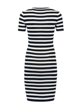 Load image into Gallery viewer, Classic Dress Striped