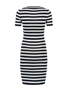 Classic Dress Striped