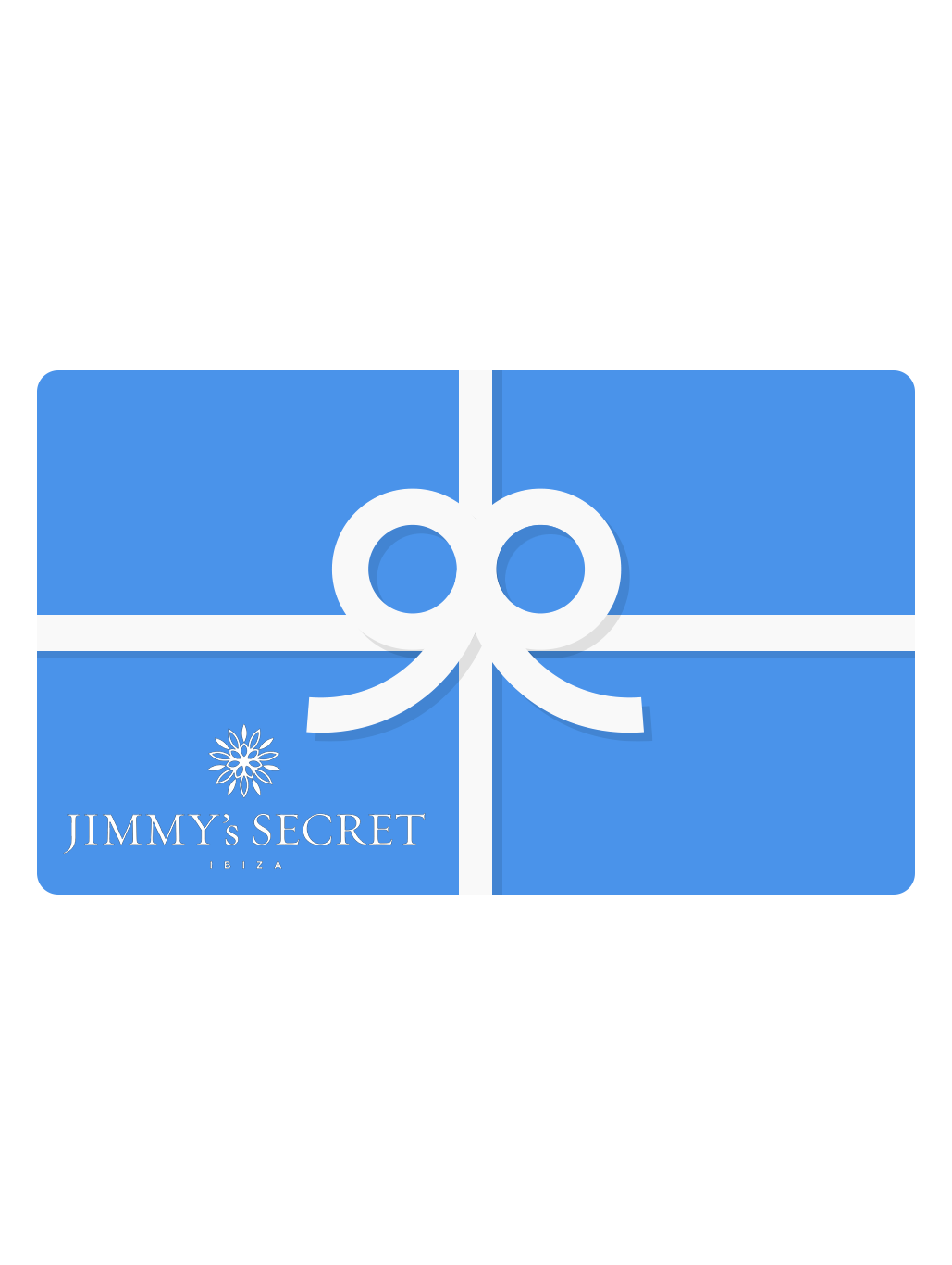 Gift Card by Jimmys Secret Ibiza