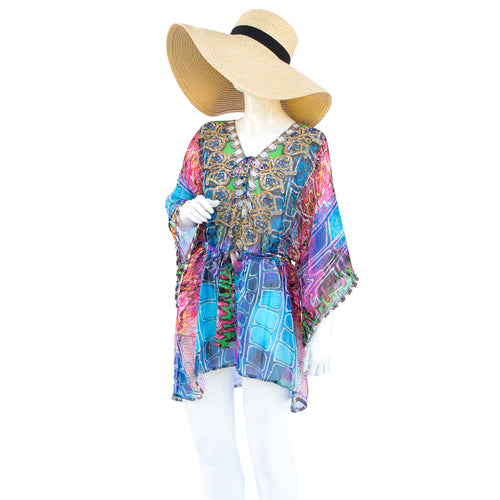 Jimmys Secret Tunika Kaftan Ibiza Fashion 2 1