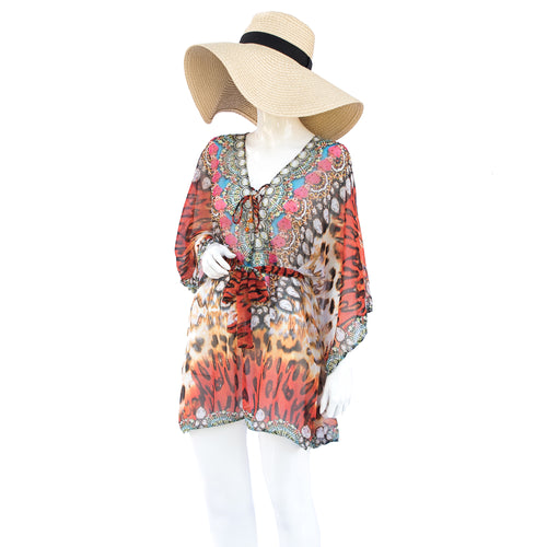 Jimmys Secret Tunika Kaftan Ibiza Fashion 3 1