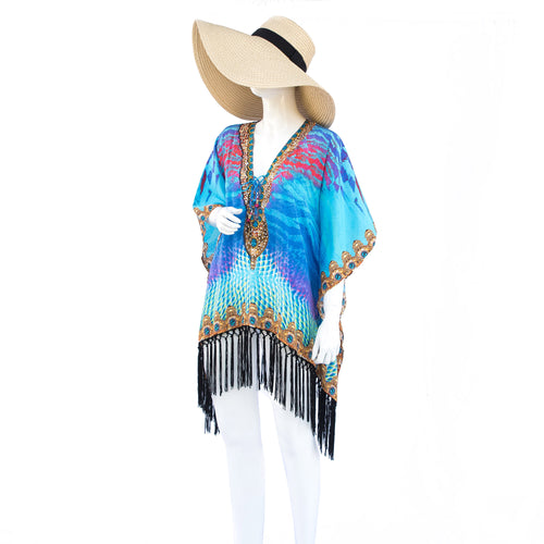 Jimmys Secret Tunika Kaftan Ibiza Fashion 5 front