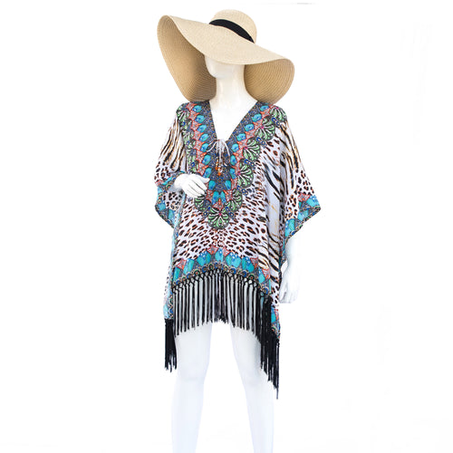 Jimmys Secret Tunika Kaftan Ibiza Fashion 6  front