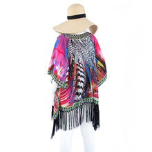 Load image into Gallery viewer, Jimmys Secret Tunika Kaftan Ibiza Fashion 8  back