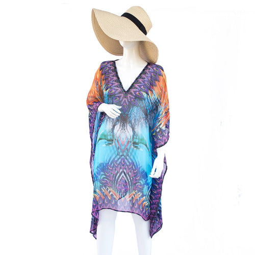 Jimmys Secret Tunika Kaftan Ibiza Fashion 9 front