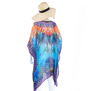 Jimmys Secret Tunika Kaftan Ibiza Fashion 9 back