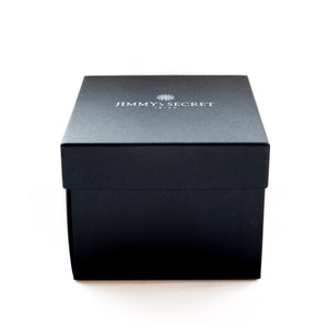 Jimmys Secret Watch Box black