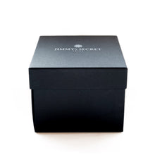 Load image into Gallery viewer, Jimmys Secret Watch Box black