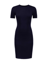 Load image into Gallery viewer, Everyday dress dark blue