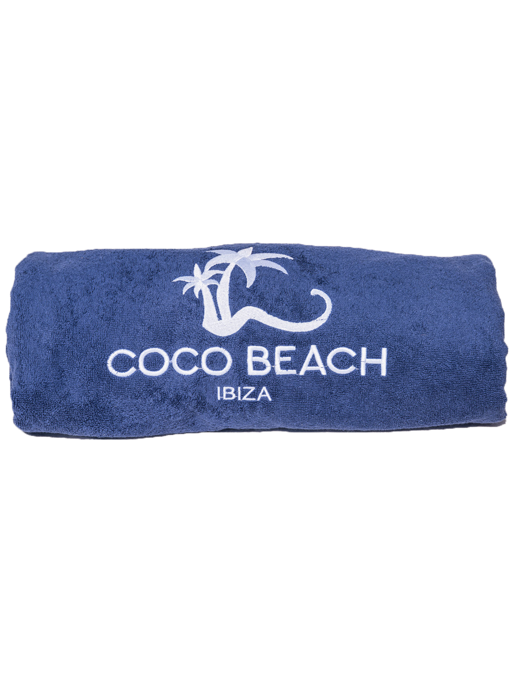 Coco Beach Towel dark blue