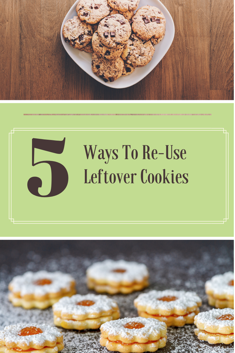 5 Ways To Re-Use Your Leftover Cookies