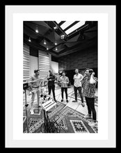 Load image into Gallery viewer, Arkells in Studio, by Nathan Nash
