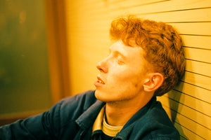 King Krule, by CJ Harvey