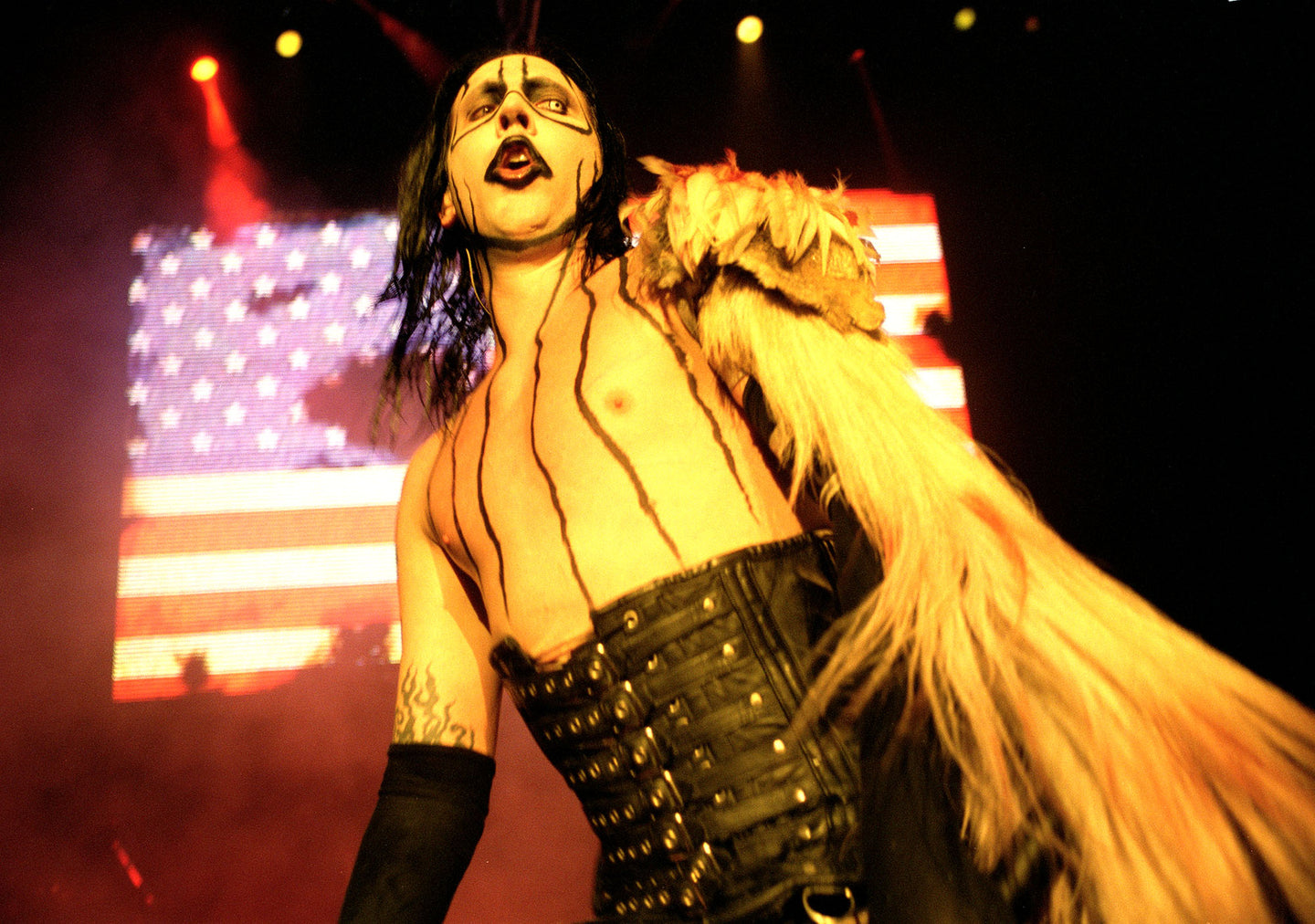 Marilyn Manson, Holmdel by Hal Horowitz