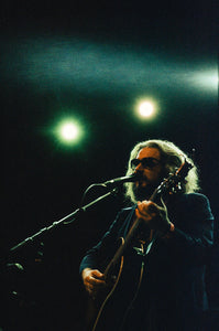 Jim James, by Hunter Holder