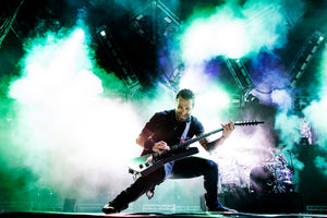 Sully of Godsmack, by Paris Visone