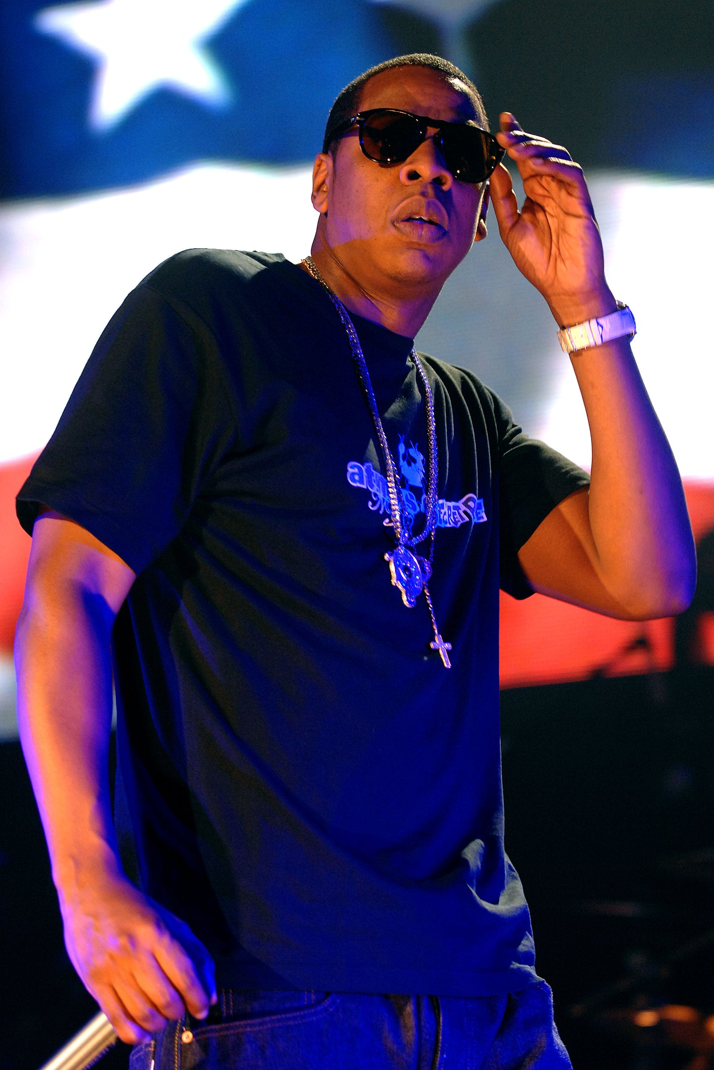 Jay-Z, by Rob Loud