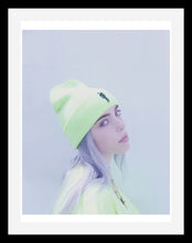 Load image into Gallery viewer, Billie Eilish, by Shervin Lainez