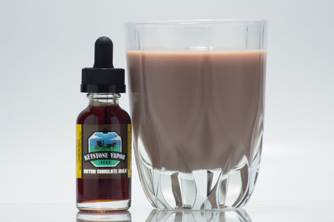 Dutch  Chocolate Milk - Keystone Vapor  - 1