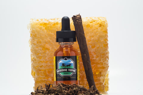 Black Honey Tobacco Blend - Keystone Vapor  - 1