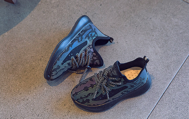 Gravity Reflect Kid Shoes