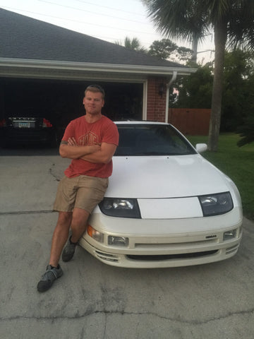 First Day with my 300ZX Twin Turbo