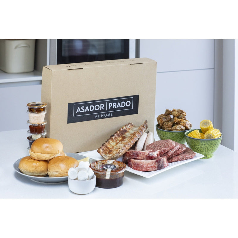 Asador|Prado Deluxe BBQ Meal Kit-Fresh The Good Food Market